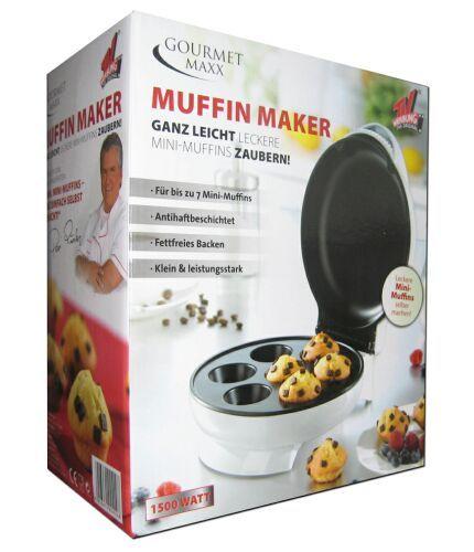 muffin maker aus tv werbung ebay. Black Bedroom Furniture Sets. Home Design Ideas